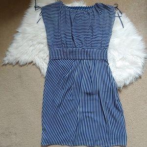 Coldwater Creek Striped Dress